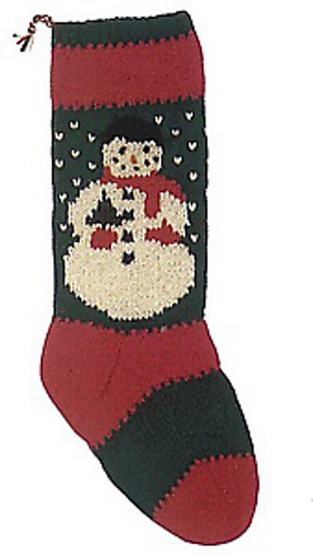 Ravelry candide kit 603 old fashioned christmas for Fashion christmas stockings