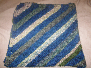 Ravelry Bright Stripes Baby Blanket Pattern By Lion Brand
