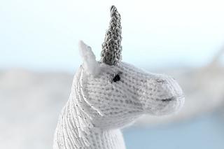 Knitting Pattern For Unicorn Toy : Ravelry: Unicorn and Troll pattern by Alan Dart