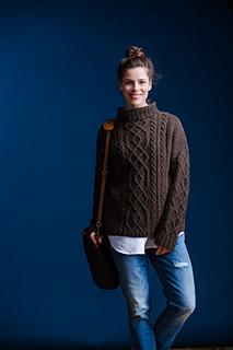 Vika (for Adults) pattern by Veronik Avery