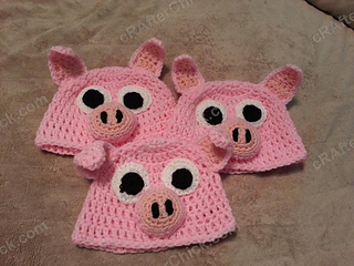 Three_little_pigs_beanie_hat_crochet_pattern_small2