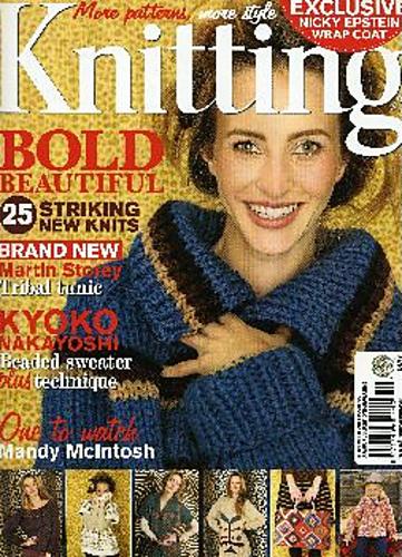 Knitting Magazines Free Patterns : Ravelry: Knitting Magazine 095, November 2011 - patterns