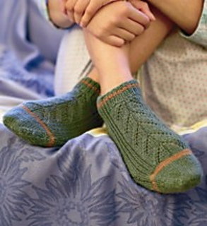 Interweave Knits Pattern Errata : Ravelry: Padded Footlets pattern by Mary Snyder