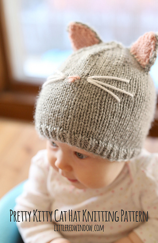 Pretty_kitty_cat_hat_knitting_pattern_01_littleredwindow_medium