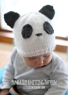 Panda_hat_baby_knitting_pattern_02_littleredwindow_small2