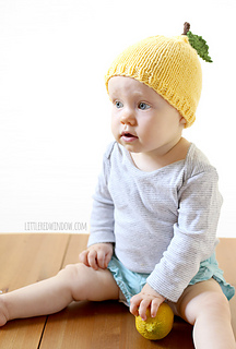 Little_lemon_hat_baby_kids_knitting_pattern_01b_littleredwindow_small2