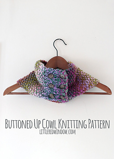 Buttoned_up_cowl_scarf_knitting_pattern_01_littleredwindow_small2