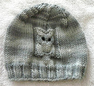 Ravelry: Hoo Hat pattern by Celia Ng