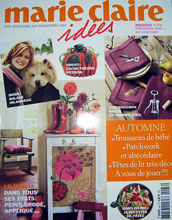 ravelry marie claire id es no 66 automne 2007 patterns. Black Bedroom Furniture Sets. Home Design Ideas