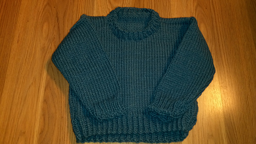 Ravelry Family Pullovers Child S Version Pattern By