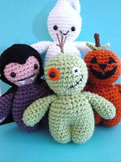 Chiwaluv Amigurumi Critters Blog : Ravelry: Lil Spooks pattern by Chiwaluv Amigurumi Critters
