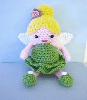Chiwaluv Amigurumi Critters Blog : Ravelry: Chubby Fairy Doll pattern by Chiwaluv Amigurumi ...