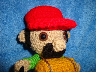 Chiwaluv Amigurumi Critters Blog : Ravelry: Organ Grinder and Monkey pattern by Chiwaluv ...