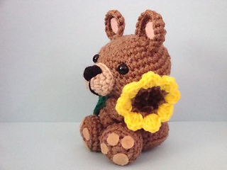 Chiwaluv Amigurumi Critters Blog : Ravelry: Two Bears pattern by Chiwaluv Amigurumi Critters