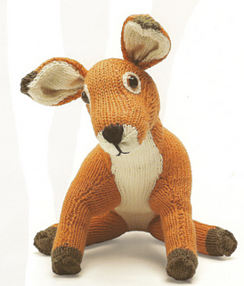 Knitting Patterns For Forest Animals : Ravelry: Deer pattern by Susie Johns