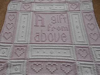Ravelry Gift Baby Blanket Pattern By Jody Pyott