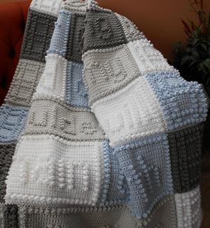 Ravelry Dad Crocheted Blanket Pattern By Jody Pyott