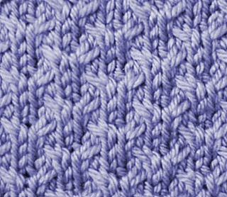 Diamond Grid Knitting Pattern : Ravelry: craftcookie - patterns