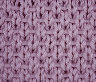 Knitting Stitches Patterns Easy : Ravelry: Ribboned Stockinette pattern by craftcookie