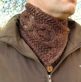 Ravelry Celtic Cable Neckwarmer Scarf Pattern By Caroline