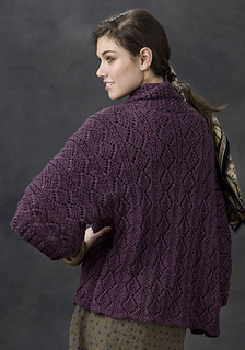 Ravelry: Xian Knit Kimono Jacket pattern by Margret Willson