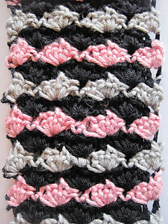 Baby Girl Espadrilles Crochet Pattern : Ravelry: Baby Shells Ear-warmer Headband pattern by Erin ...