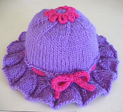 Bell_ruffle_toddler_hat_on_table_small