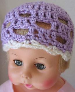 Little_baby_filet_crochet_lavender_hat_small2
