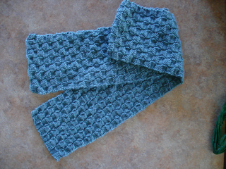 Ravelry: Boyfriend Basket Weave Scarf pattern by Nancy ...