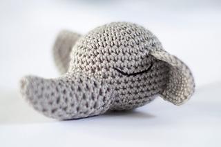 Amigurumi Elephant Snuggle : Ravelry: amigurumi elephant snuggle pattern by Dennis van ...