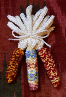 Ravelry Indian Corn Pattern By Brenda Myers
