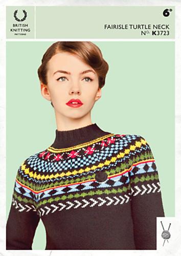 British Knitting Patterns : Ravelry: British Knitting Patterns No. K3723 - patterns