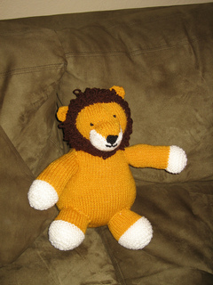 Free Knitting Pattern Toy Lion : Ravelry: Knitted Wild Animals: 15 Adorable, Easy-to-Knit Toys - patterns