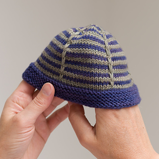 Ravelry: Lucca Baby Hat pattern by Wally One