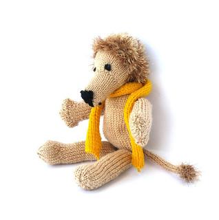 Ravelry: Mr. Lion - toy knitting pattern pattern by Eteri ...