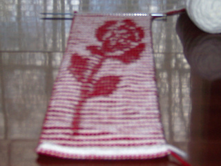 Illusion Knitting Pattern Generator : Ravelry: Single Rose Illusion Scarf pattern by Amy-lynne ...