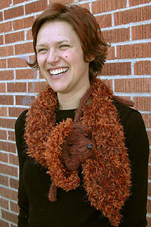 Free Knitting Pattern For Fox Scarf : Ravelry: Vegan Fox pattern by Marie-Christine Mahe