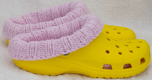 Clog_liners_adult_size_8_pink_lliner__yellow_clog__side_view_medium