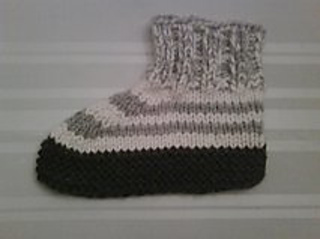 Easy Knitting Pattern For Short Row Slippers : Ravelry: Knitting on the Net - patterns