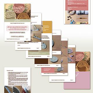 Free Crochet Pattern Yin Yang : Ravelry: 4