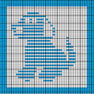 Ravelry True Blue Puppy Love Pattern By Kathleen Brundige