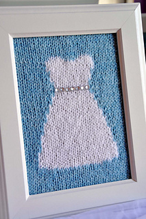 Happily_ever_after_knitted_wall_art_white_dress_small2
