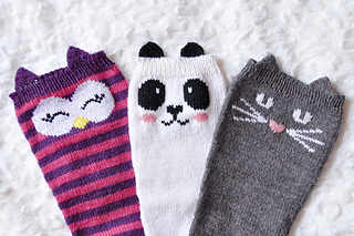 Check_meowt_cat_owl_panda_knee_high_socks_with_ears_knitting_pattern_cropped_small2