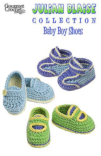 Gourmet Crochet Amigurumi Dinosaurs : Ravelry: Monk Strap Loafers pattern by Carolyn Christmas