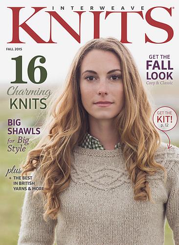 Ravelry: Interweave Knits, Fall 2015 - patterns