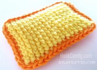 Crochet Nubby Stitch : Nubby_scrubby__crochet_kitchen_dish_sponge_scrubbie_04b_small2