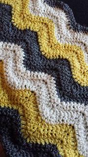 New Stitch A Day Chevron Knitting : Ravelry: Simple Chevron Stitch pattern by New Stitch a Day