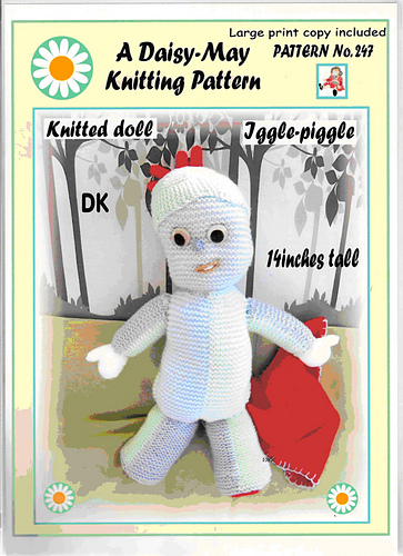Iggle Piggle Knitting Pattern Woman s Weekly : Ravelry: A Daisy-May Knitting Pattern, No. 247 - patterns