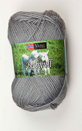 Viking baby ull