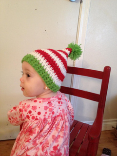Ravelry: Pointy Elf Hat pattern by Jessica Teal